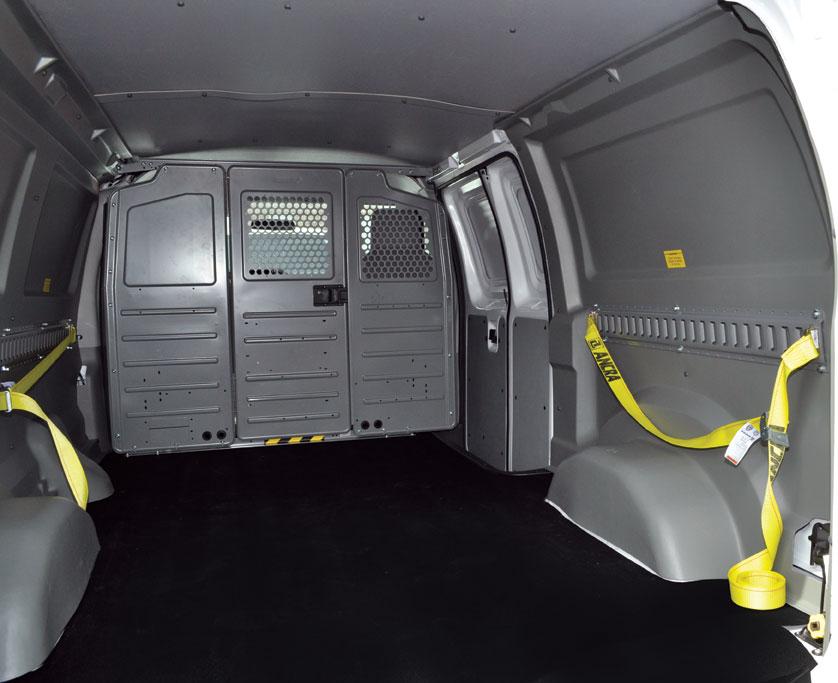 Ford Econoline Poly Liner Kit