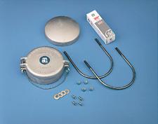 """4/"""" PVC Conduit Carrier Kit Adrian Steel  70-1"""